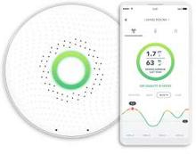 Airthings Wave smart radon detektorer
