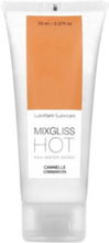 Mixgliss Water-based Lubricant 70ml Glidmedel Hot