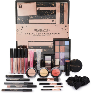 Makeup Revolution The Advent Calendar 2020 (Leverans Vecka 43)