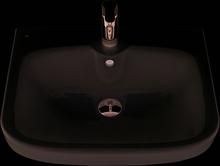 IDO Glow 1116501101 Tvättställ för bult/konsolmontage