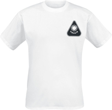 Unfair Athletics - Ouija -T-skjorte - hvit
