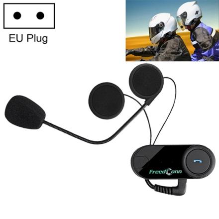 Bluetooth Moottoripyörä kypärä Intercom 800m FM Radiolla