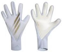 adidas Keeperhanske X Pro Inflight - Hvit/Gull/Sølv