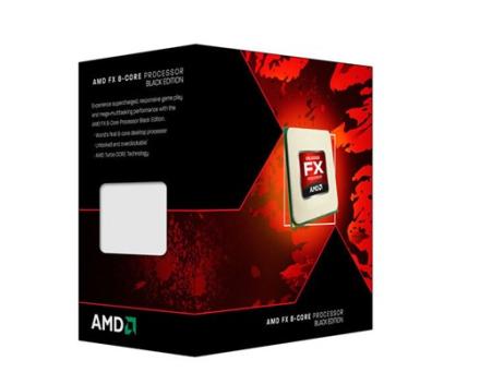 AMD Black Edition FX 9590 4.7GHz Socket AM3+ (FD9590FHHKWOF)