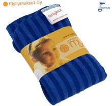 """Myllymuksut - """"Muksut"""" Bambus-Stretch-Prefold Einlagen (35x40 cm) - Blau (Sininen)"""