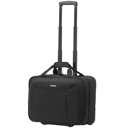 "Samsonite PC-veske med hjul GuardIT 17,3"" 24 L svart 88U09008"