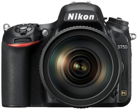 Nikon D750 + AF-S 24-85/3,5-4,5G ED VR (VBA420K001)