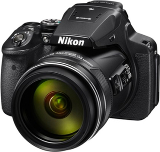 Nikon Coolpix P900 Sort (VNA750E1)