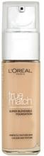 L'Oreal True Match Foundation N1 Ivory 30 ml