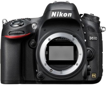 Nikon D610 (VBA430AE)