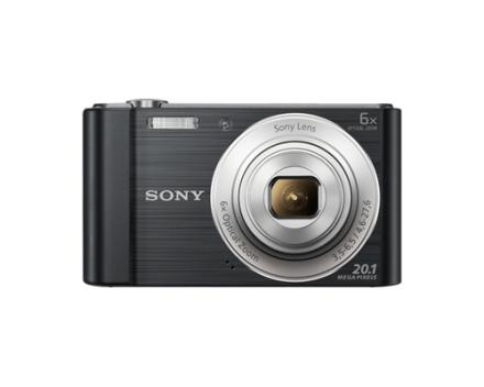 Sony Cyber-Shot Dsc-W810 Sort (DSCW810B.CE3)