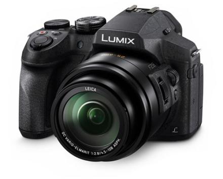 Panasonic Lumix DMC-FZ300 Sort (DMC-FZ300EPK)