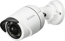 D-link Dcs-4703e Vigilance Mini Bullet Outdoor Camera Musta, Valkoinen