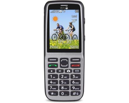 Doro Phoneeasy 530X Sølv (6824)