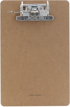 Monograph - Utklippstavle Board, A4