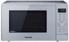 Mikrobølgeovnen med Grill Panasonic NN-GD36HMSUG 23 L Sølv
