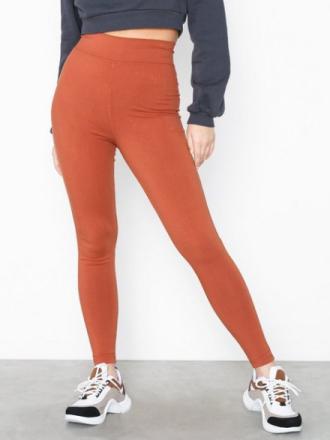 Missguided Cotton Full Length Legging