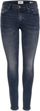 ONLY Onlcarmen Reg Skinny Jeans Women Blue