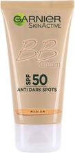 Skin active BB Cream Anti Dark Spots SPF 50 - 50 ml