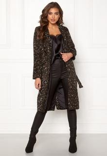 Make Way Penelope coat Leopard 38