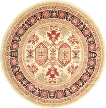 Kazak Piran matta Ø 200 Orientalisk, Rund Matta