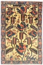 Sarough matta 108x158 Persisk Matta
