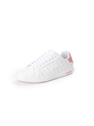 Sneakers 'Graduate' Fra Lacoste hvid - Peter Hahn