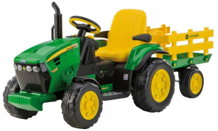 John Deere Ground Force 12 V - Peg-Pérego El biler 532334