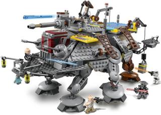 Captain Rexs AT-TE - Lego 75157 Star Wars