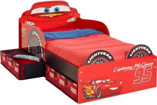 Lynet McQueen juniorsäng utan madrass - Disney Cars Barnmöbler 652336