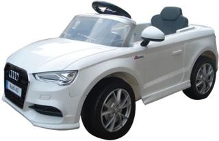 Audi A3, 12V Elbil, med fjärkontroll - Elbiler till barn 985249