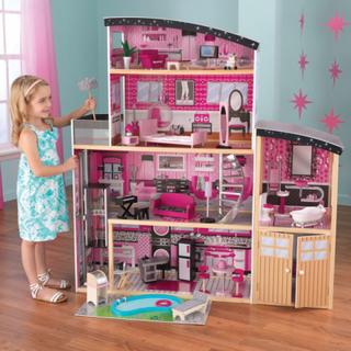 Sparkle dukkehus - Sparkle Dollhouse 65826