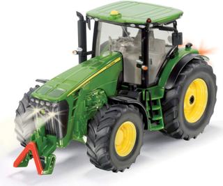 SIKU John Deere Kontrol med lys - Siku RC traktor 6881