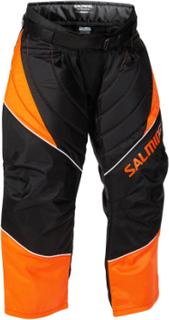 Salming Atlas Goalie Pant Orange JR 128