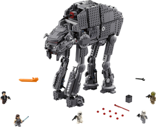 First Order Heavy Assault Walk - LEGO 75189 Star Wars Classic