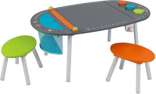 Kidkraft tavla lekbord - kidkraft bord och stol set 26956