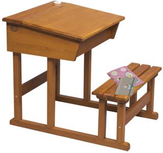 Skolbänk / Skrivbord - Barnmöbler 720024