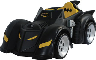 Batman Batmobil Electric Car 6 - Batman Elbil Batmobil 931607