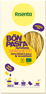 Bönpasta Spaghetti Gula Sojabönor 200g EKO