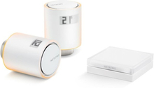Netatmo Smart radiatortermostat - startpaket (med 2 termostater)