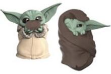 Hasbro Star Wars: The Mandalorian Baby Bounties Soup and Blanket Mini Figures