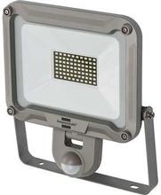 Brennenstuhl LED Strålkastare med Sensor 50 W 4770 lm Silver
