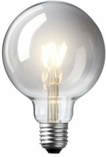 Nielsen Glob Ø95 mm LED 3W/922 (7W) E27 dimbar - Mörktonad