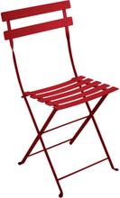 Fermob - Bistro Metal Stol, Poppy Red