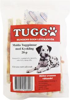 Tuggpinnar Med Kyckling 20-pack - 34% rabatt