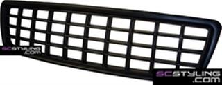 VOLVO S/V/C 70 XC LOOK GRILLE NO BAGDE BLACK