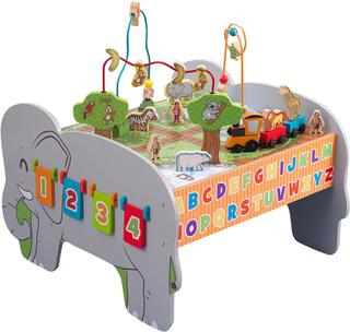 Kidkraft lekbord station - Kidkraft barn station 17508