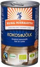 Kokosmjölk 400ml KRAV EKO