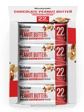 Bodylab Minimum Deluxe Protein Bar (12 x 65 g) - Chocolate Peanut Butter