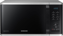 MS23K3515AS - microwave oven - freestanding - silver